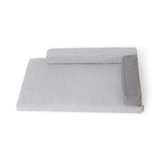 Blocks Lounge Small Grey