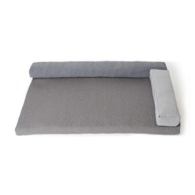 Blocks Lounge X-Large Grey