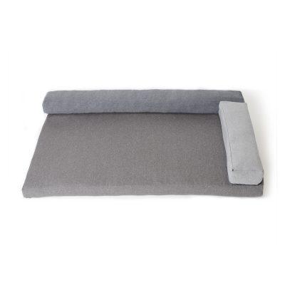 Blocks Lounge X-Large Grey