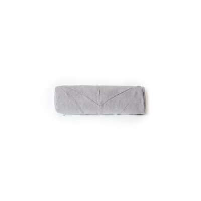 Sierkussen Snuggles & Stitches Cylinder Pillow Stone-Grey